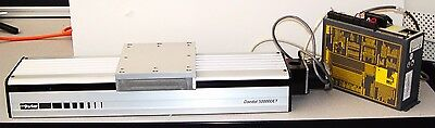 Parker Daedal 500000 ET Linear Positioner and compumotor 6104 Driver