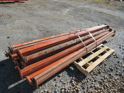"Pallet Racking Beams 110"" Qty. 14"