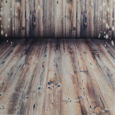 3x5Ft Wooden Wall Photography Background Backdrop Studio High Texture Picture