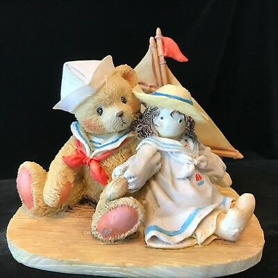 Cherished Teddies Zachary #950491 - Yesterday's Memories Are Today's Treasures