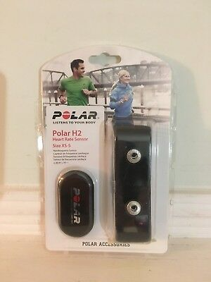 Polar H2 Heart Rate Sensor Size XS-S