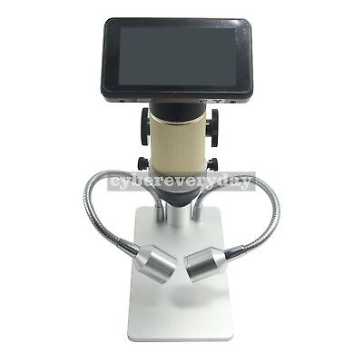 Andonstar HD Digital USB Microscope 3MP 1080P HDMI 10x to 300x for PCB Repair UK