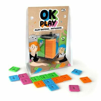 OK Play Connect The Tiles Table Game Travel Fun Anywhere