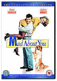 Mad About You Complete 1st Season Dvd Paul Reiser Brand New & Factory Sealed