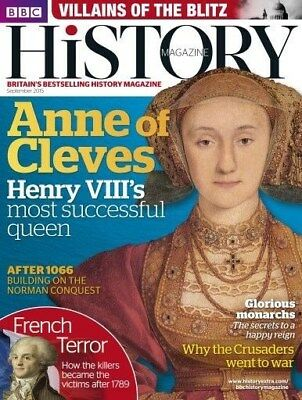 BBC History Magazine - September 2015 - Anne of Cleves