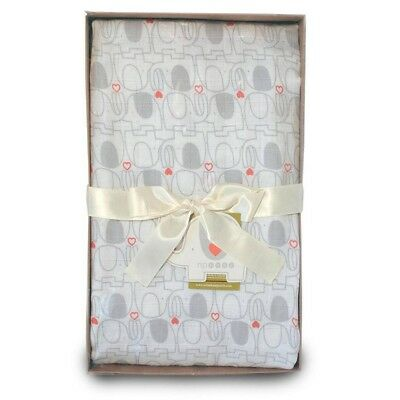 Natures Purest My First Friend Elephant Large Muslin Swaddle (0132)