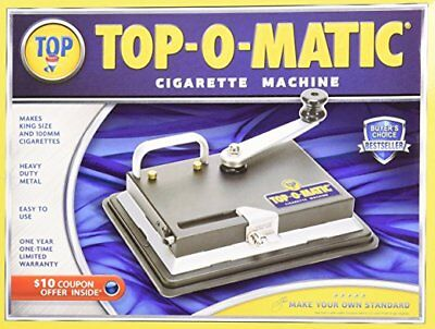 New Top-O-Matic Cigarette Rolling Machine GREAT QUALITY BEST SELLING PRODUCT