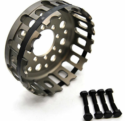 Ducati clutch basket clutchbasket 7075/T6 50µm hard anodized 748/916/996/998