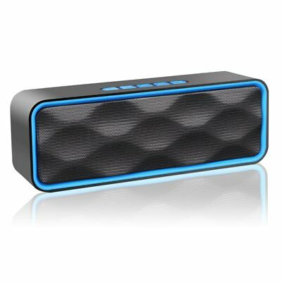 OVERSTOCK SALE - HD Audio Portable Bluetooth 4.0 Speaker With Enhanced Bass