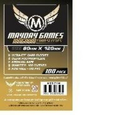 Magnum Mayday Ultra Fit Exhilarating Card Game Gold Family Entertainment