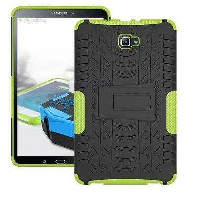 Hybrid Outdoor Protection Cover Green for Samsung Galaxy Tab A 10.1 T580 T585