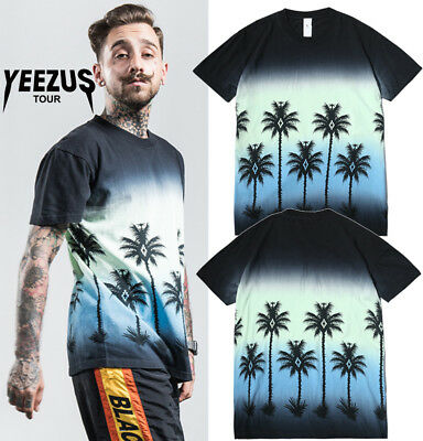2018 Rare KANYE WEST For YEEZUS Concert TOUR MERCHANDISE sold out Cool T-shirt