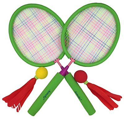 Badminton Racket Set For Kids, Hot Outdoor Toysabove 3 Years Old, Best Gifts For