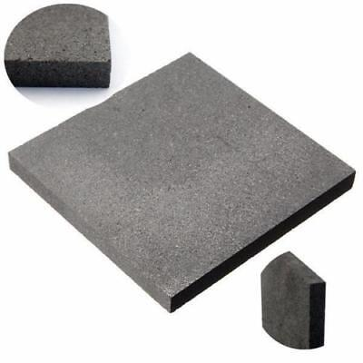 High Purity Graphite Sheet Graphite Plate 100x100x10mm FREE SHIPPING