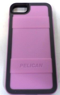 Pelican Protector C23300-000A-LPDG protection Case for iPhone 7 Pink Gray Good