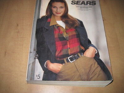 Vintage Sears 1992 / 1993 Fall & Winter Annual Catalog