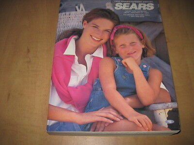 Vintage Sears 1993 Spring & Summer Annual Catalog