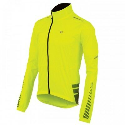 Elite Barrier Wind Jacket screaming yellow
