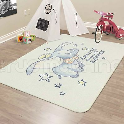 Cool Disney Minnie Mouse Pink Kids Play Rug 100x150cm Non