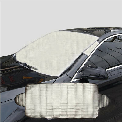 Car Auto Windshield Protector Visor Cover Sun Shade Anti Snow Frost Ice Dust use