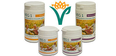 VEG 1 Vegan Multivitamin