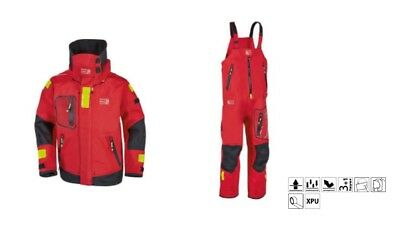 Marinepool Fortuna Offshore Set Jacke / Latzhose Gr.XL -TOP Angebot- UVP 829,80