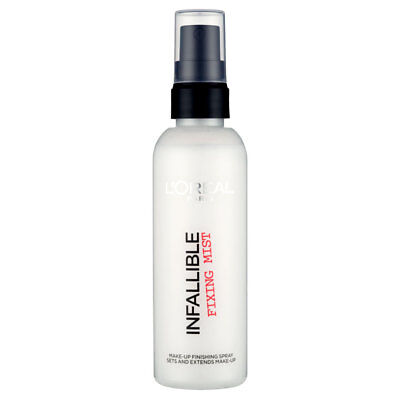 L'Oréal Paris Infaillible Brume Fixatrice 100ml