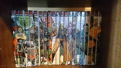 41 mint condition  Judge Dredd Collection Books + 2 Ltd Edition Prints