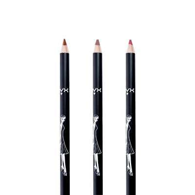 NYX Cosmetics Long Lip Pencil 2g for Her, NEW Lip Liner Pencil, 14 SHADES