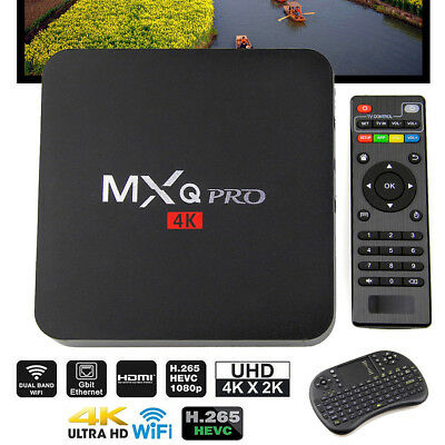 MXQ PRO S905X Smart TV BOX Android NES Roms card 1300 NES Games