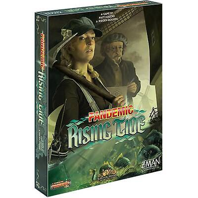 Pandemic - Rising Tide Board Game - by Z-Man Games