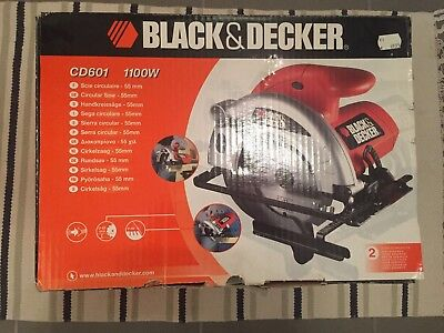 black decker cd601ka handkreiss ge 1100w 55mm koffer extras geblatt neues model eur 49 95. Black Bedroom Furniture Sets. Home Design Ideas