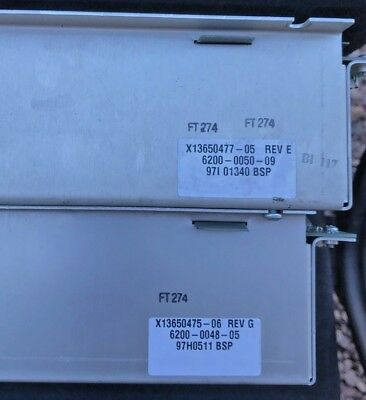 Trane Chiller Control Modules X13650475-06 Rev G