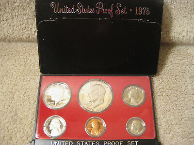 1975-S US Mint Proof Set in original Mint packaging