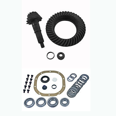 "Ford Racing FRPP 8.8"" 3.73 Ring & Pinion Gears M-4209-88373 w/ Installation Kit"