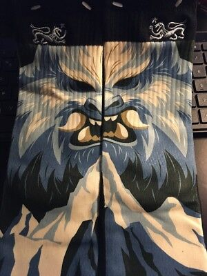 Disney Crazy Socks - Mens - Matterhorn Expedition Everest Yeti
