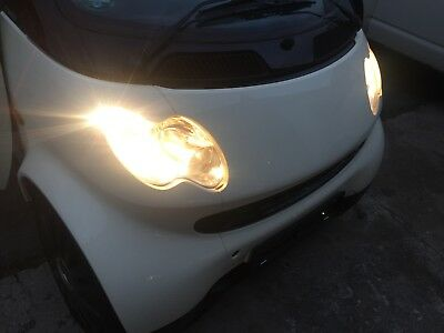 Smart Fortwo Pulse Facelift  Modell 2003++KLIMA+Panoramadach