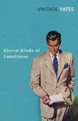 Yates,Richard-Eleven Kinds Of Loneliness  Book Nuevo