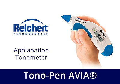 Reichert Tono-Pen Avia ,Tonopen ,Tonometer,Tip Cover NEW