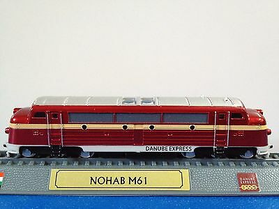 Danube Express NOHAB M61
