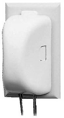 2-Pack  White Child Safety Outlet Cover