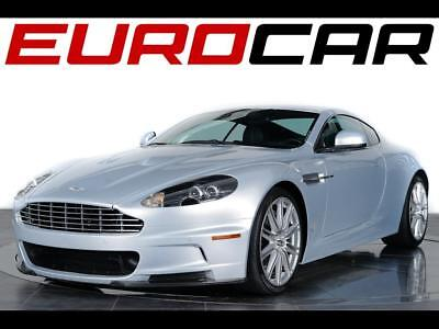 2010 Aston Martin DBS Base Coupe 2-Door 2010 Aston Martin DBS - IMMACULATE, EXPOSED CARBON FIBER EXTERIOR