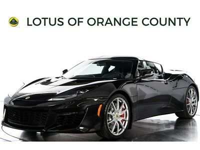 "2017 Lotus Evora 400 ""NEW FROM FACTORY"" 2017 Lotus Evora 400 - NEW FROM FACTORY, ORIGINAL MSRP OF $103,780.00"
