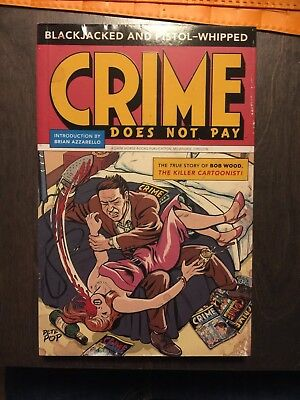 Crime Does Not Pay Volume 1 Dark Horse Archives, Softcover