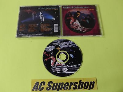 Tom Petty and the Heartbreakers Greatest hits - CD Compact Disc