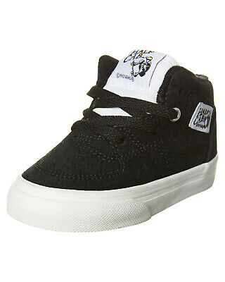 47aed22cbf Vans Shoes Tots HALF CAB SNAKE BLACK Children Toddler Boys NEW