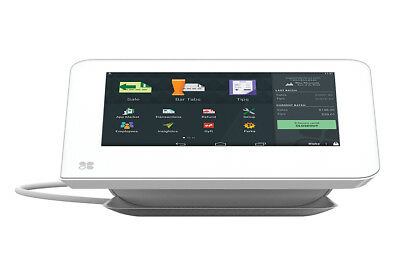 Clover Mini POS Point Of Sale WiFi 3G Touchscreen Apple Pay EMV Chip Ready