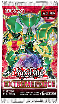 YuGiOh! EXTREME FORCE EXFO - CHOOSE YOUR SECRET, ULTRA, SUPER & RARE CARDS