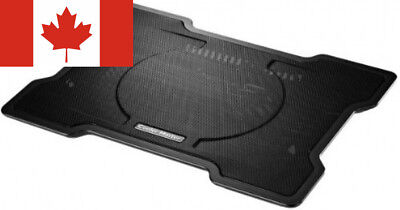 Cooler Master NotePal X-Slim Ultra-Slim Laptop Cooling Pad with 160mm Fan...