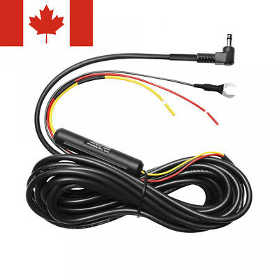 THINKWARE TWA-SH Hardwiring Cable for H50/100, X150/300/500, and F750 Dash Cams